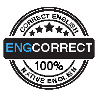 our EngCorrect logo